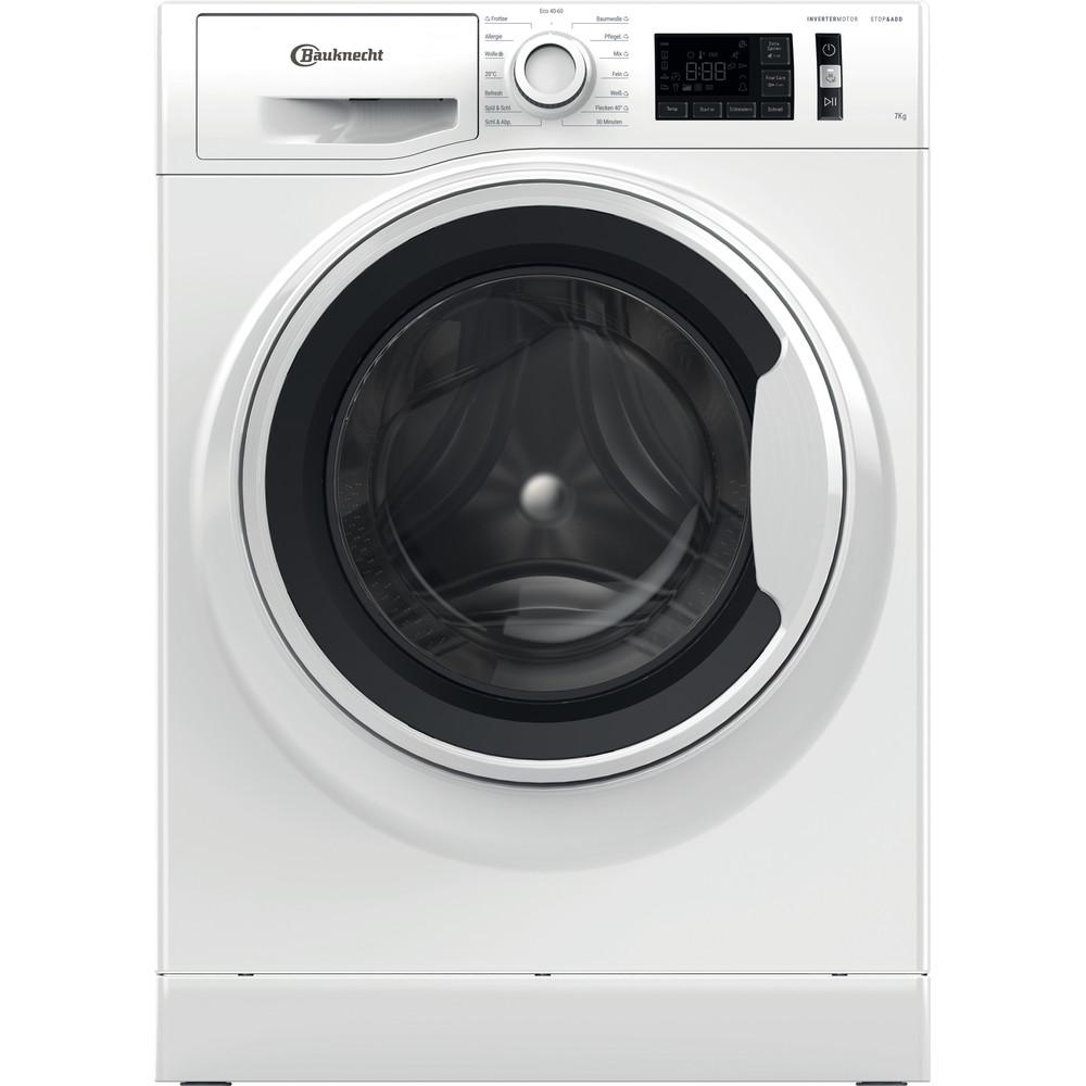 Bauknecht Waschmaschine Standgerät WM 71 C Weiss Frontlader D Frontal