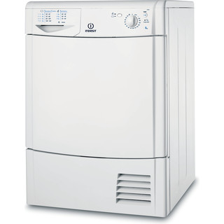 Indesit condenser tumble dryer: freestanding, 8kg
