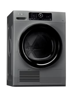 Whirlpool condenser tumble dryer: freestanding, 10kg - DSCX 10120