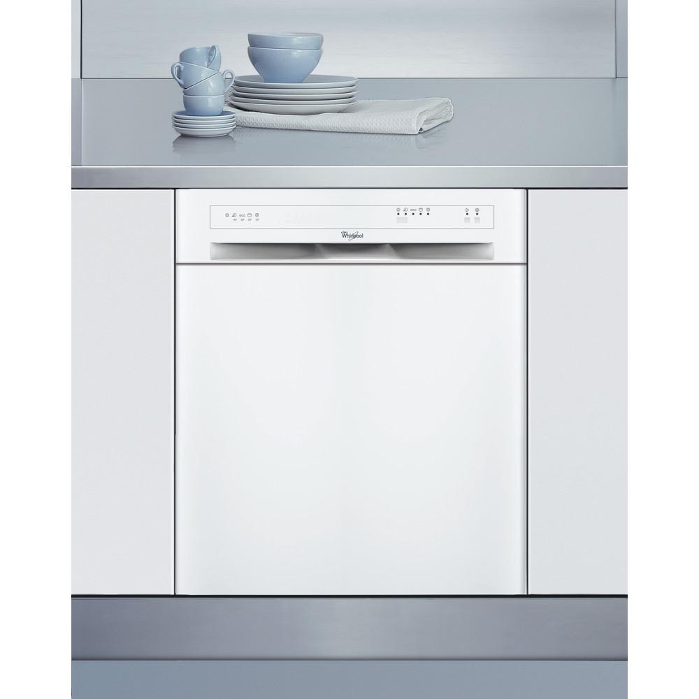 Whirlpool diskmaskin: färg vit, 60 cm - ADPU 5300 WH