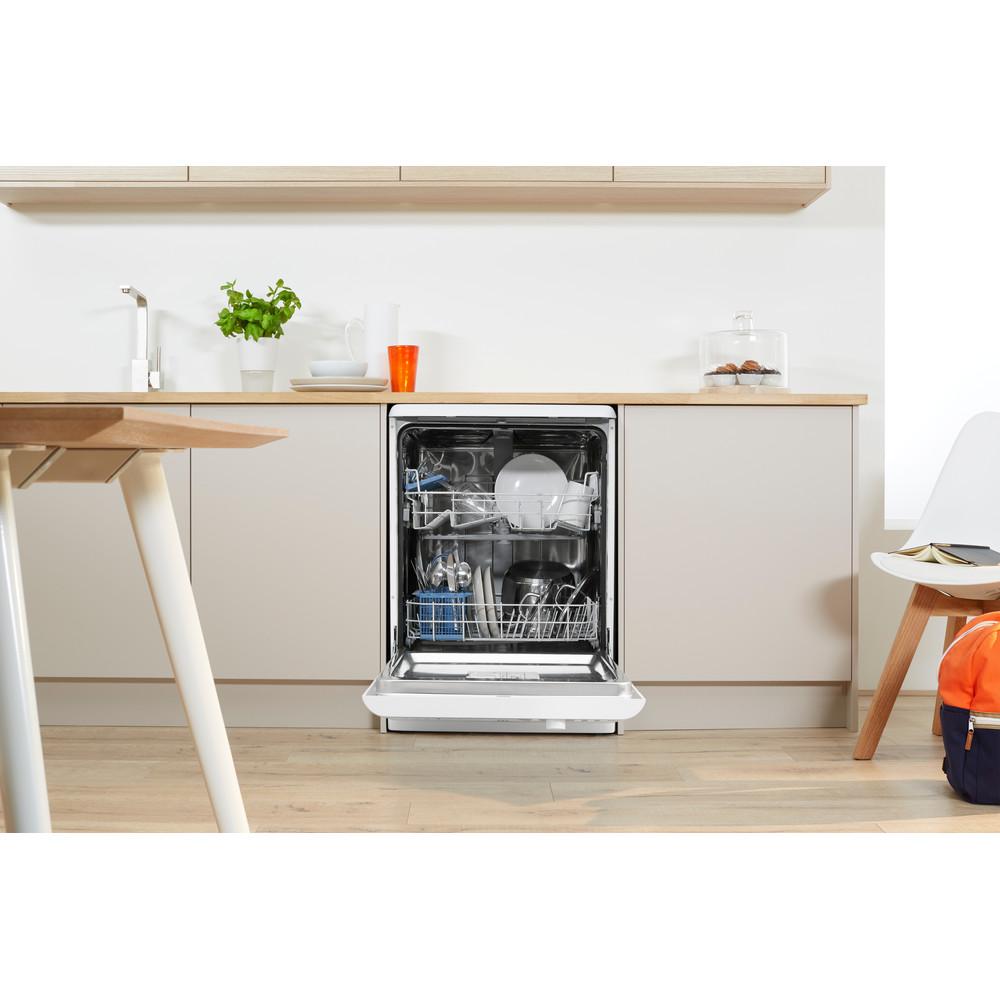 Indesit Mašina za pranje posuđa Samostojeći DFG 26B10 EU Samostojeći A Lifestyle frontal open