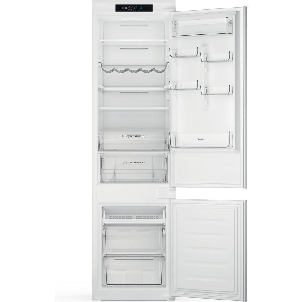 Indesit Combinazione Frigorifero/Congelatore Da incasso INC20 T332 Bianco 2 porte Frontal open
