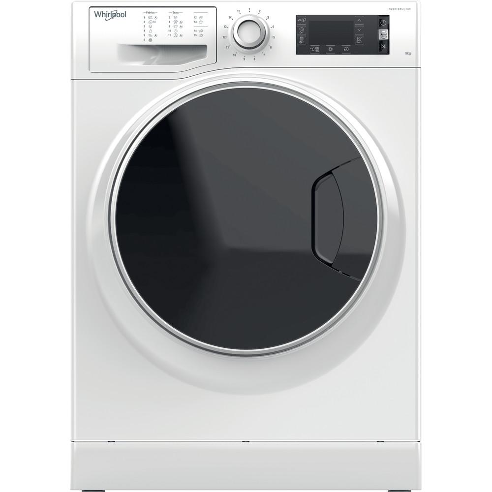 Whirlpool frontmatet vaskemaskin: 9 kg - NLCD 964 WD A EU