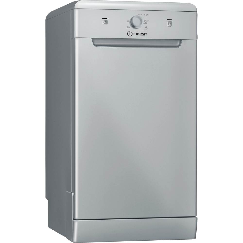 Indesit Посудомийна машина Соло DSCFE 1B10 S RU Соло A+ Perspective