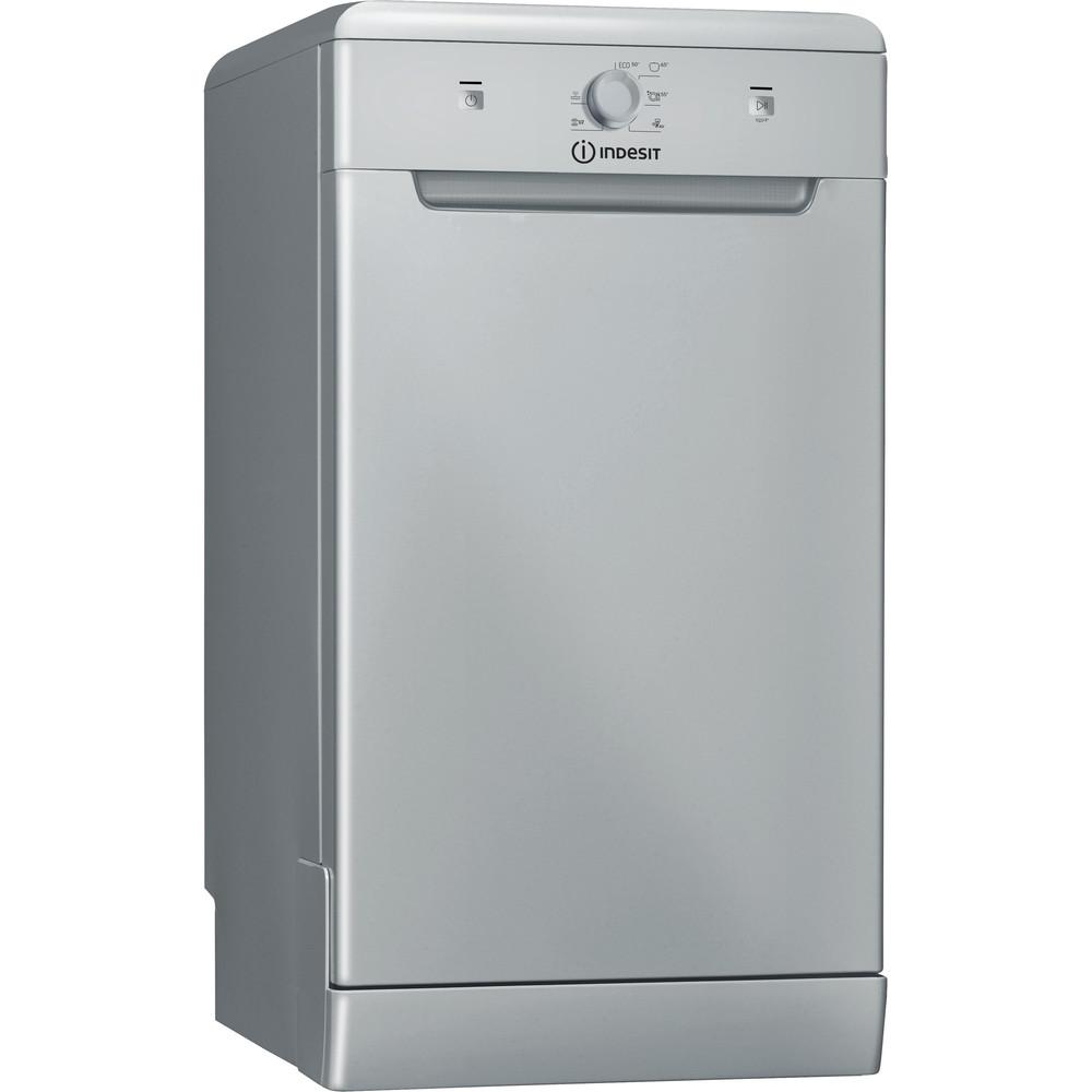 Indesit Посудомоечная машина Отдельно стоящий DSCFE 1B10 S RU Отдельно стоящий A+ Perspective