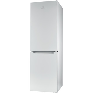Indsit Racitor-congelator combinat Independent LI8 S1E W Global white 2 doors Perspective