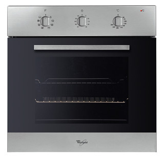 Whirlpool built -in electric oven: inox colour - AKP 459/IX