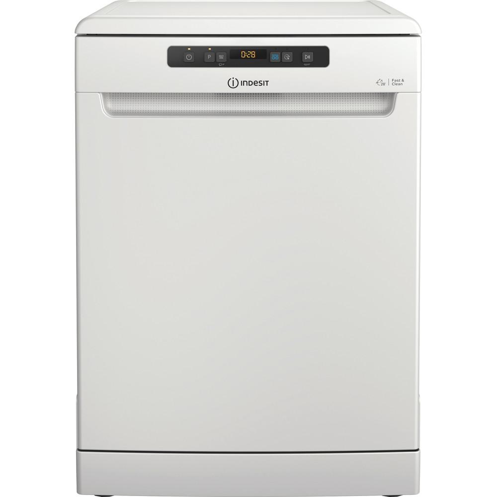 Indesit Lave-vaisselle Pose-libre DFO 3C23 A Pose-libre E Frontal