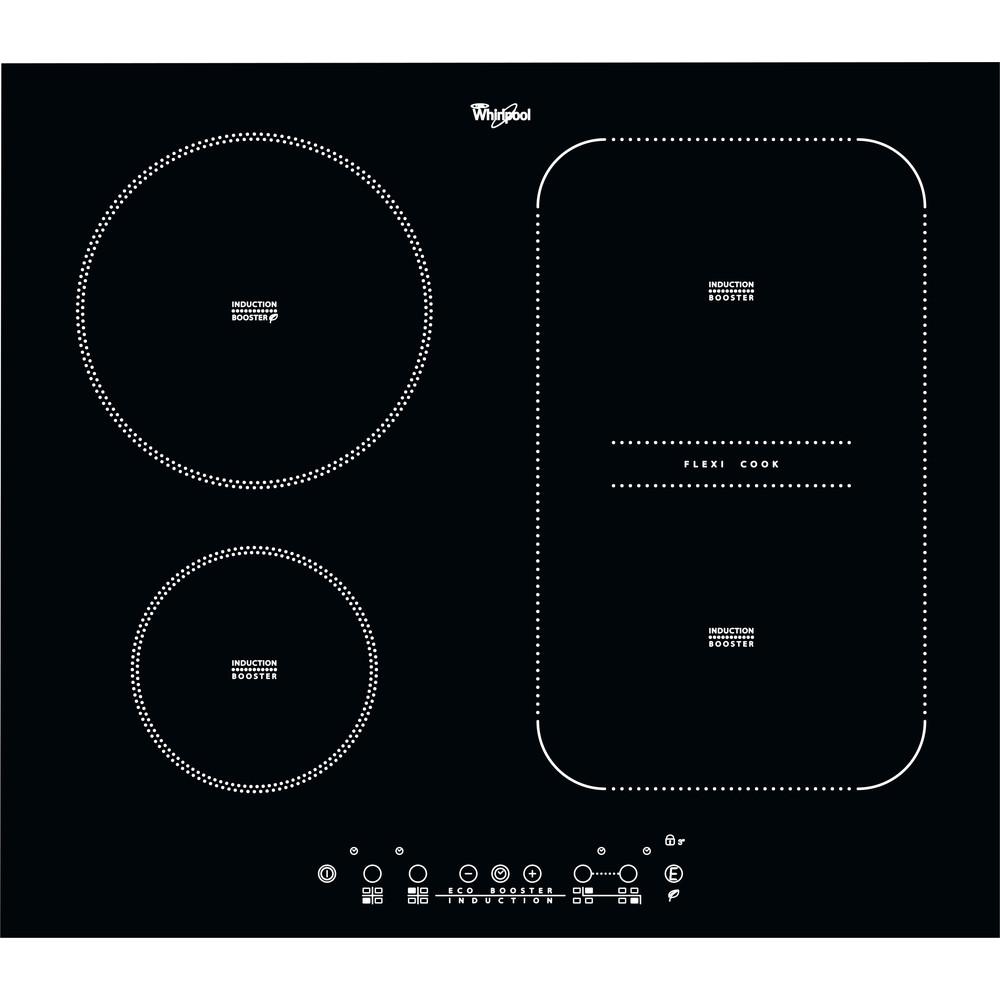 Whirlpool ACM 808/NE Inductie kookplaat - Inbouw - 4 kookzones