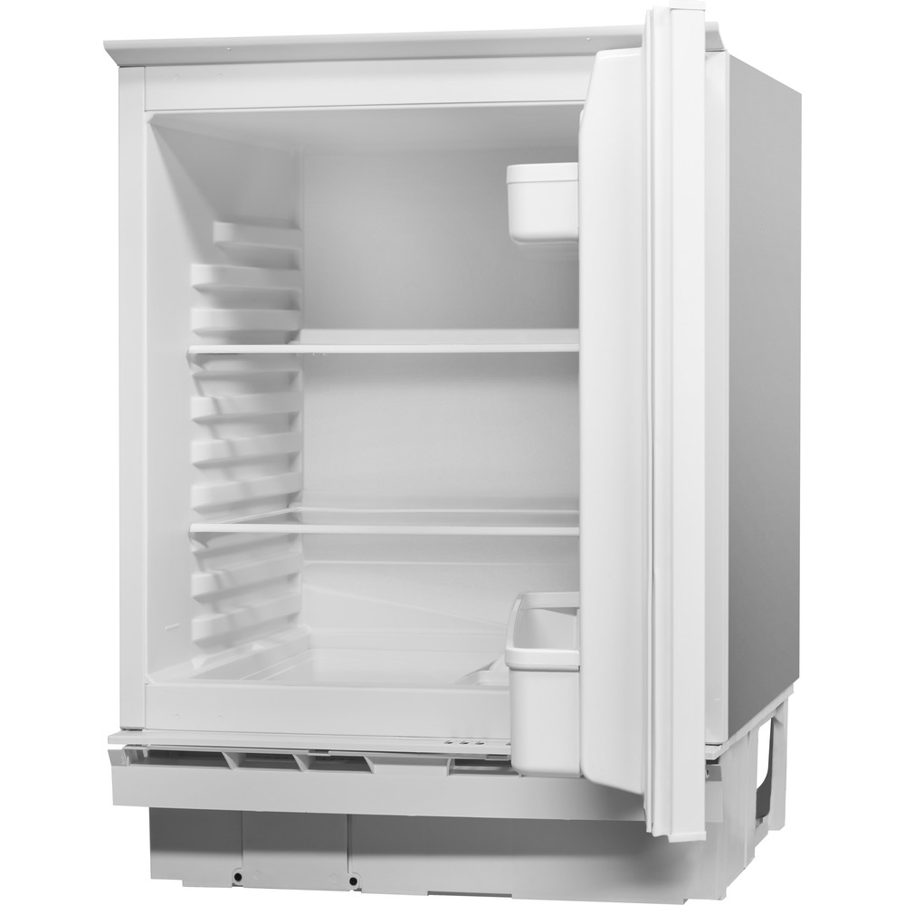 Indesit Refrigerator Built-in IL A1.UK Steel Perspective open