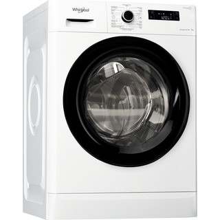 Machine à laver FWFBE91483WK Whirlpool - 9 kg - 1400 tours
