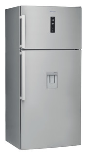 Whirlpool freestanding fridge: frost free - W84TE 71 X AQUA EX