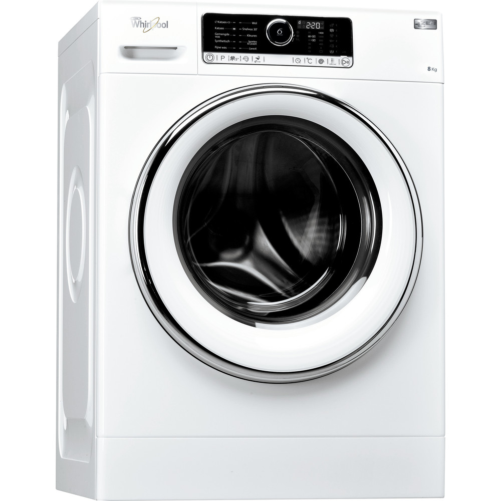 Whirlpool FSCR 80428 Wasmachine - 8kg - 1400 toeren