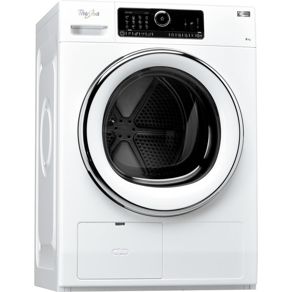 Whirlpool värmepumpstumlare: fristående, 8 kg - HSCX 80426