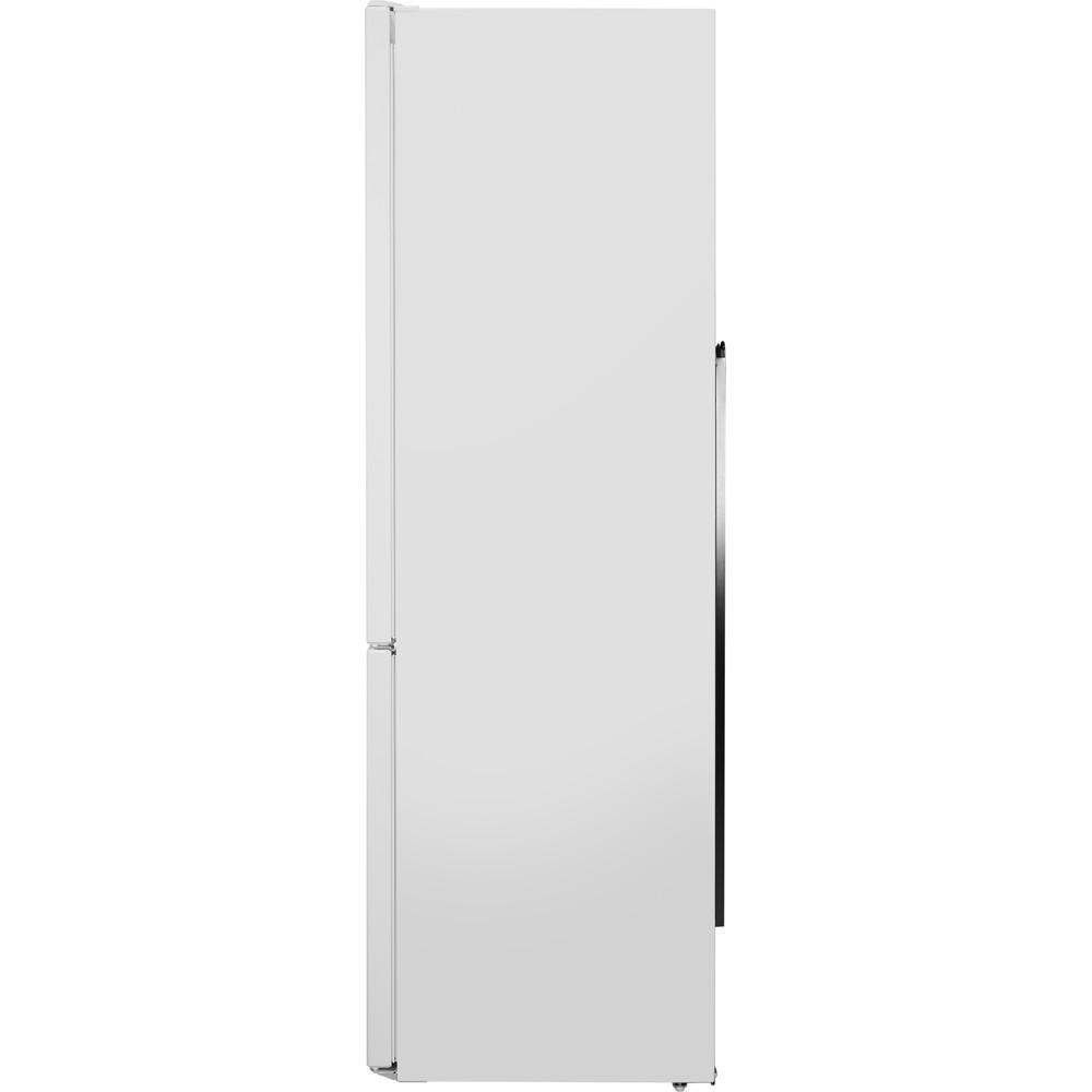 Indesit Koel-vriescombinatie Vrijstaand LR8 S2 W B Wit 2 deuren Back / Lateral
