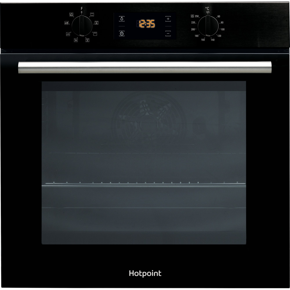 Hotpoint OVEN Built-in SA2 540 H BL Electric A Frontal