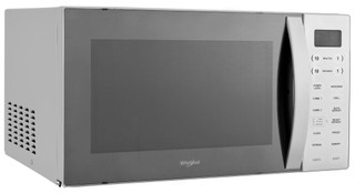 Whirlpool freestanding microwave oven: silver color - MWO 611 SL