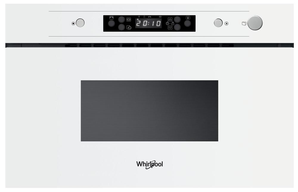 Whirlpool Mikroaaltouuni Kalusteisiin sijoitettava AMW 440/WH Valkoinen Elektroninen 22 Vain mikroaaltotoiminnot 750 Frontal