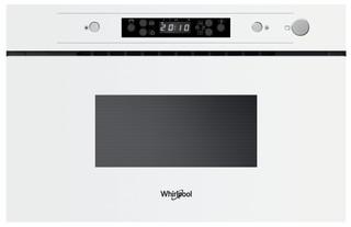 Kalusteisiin sijoitettava Whirlpool mikroaaltouuni: Valkoinen - AMW 440/WH