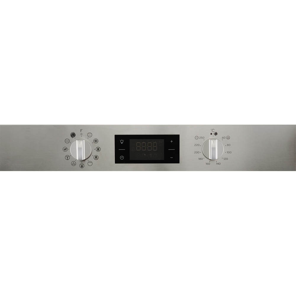 Indesit Ugn Inbyggda IFW 3844 P IX Elektrisk A+ Control panel