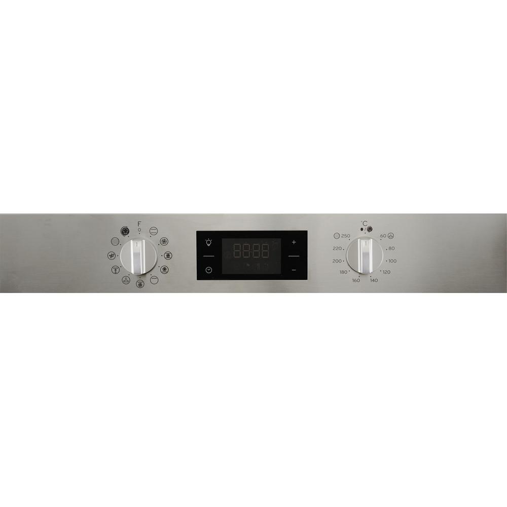 Indesit Uuni Kalusteisiin sijoitettava IFW 3844 P IX Sähkö A+ Control panel