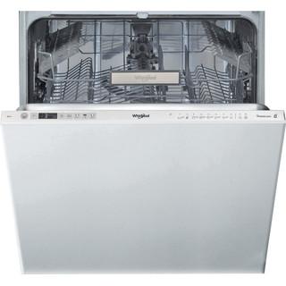 Whirlpool integrert oppvaskmaskin: farge stål, 60 cm - WIO 3T321 P