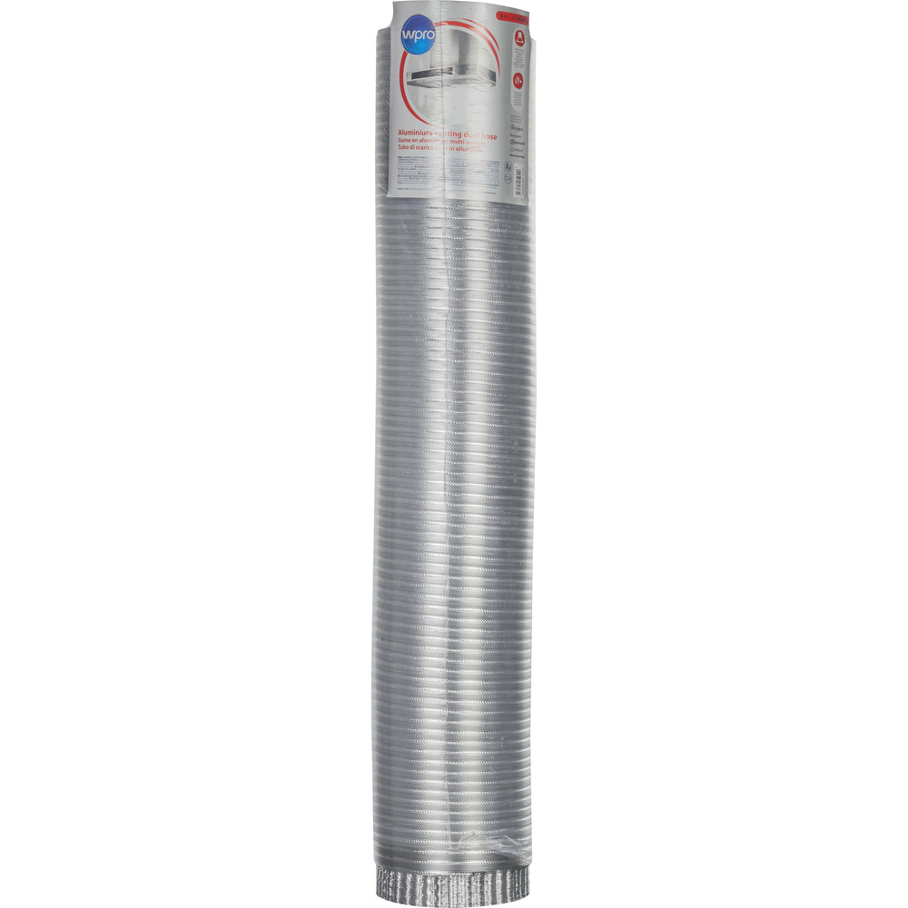 Tuyau de drainage flexible en aluminium (Ø 150 mm x L 3 m)