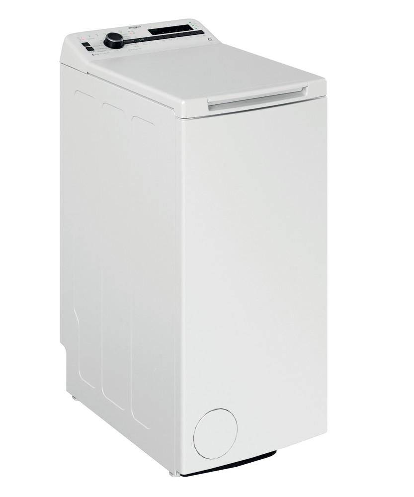 Whirlpool Washing machine Samostojeća TDLRB 6230SS EU/N Bela Gorenje punjenje A+++ Perspective