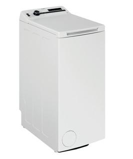 Whirlpool prostostoječi pralni stroj z zgornjim polnjenjem: 6,0 kg - TDLRB 6230SS EU/N