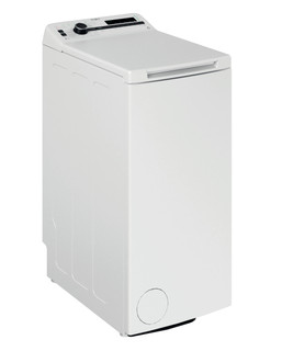 Whirlpool samostalna mašina za pranje veša s gornjim punjenjem: 6 kg - TDLRB 6230SS EU/N