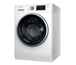 Whirlpool samostalna mašina za pranje veša s prednjim punjenjem: 8 kg - FFD 8448 BCV EE