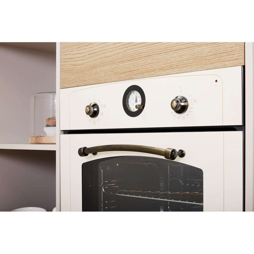 Indesit Духовой шкаф Встроенная IFVR 800 H OW Электрическая A Lifestyle control panel