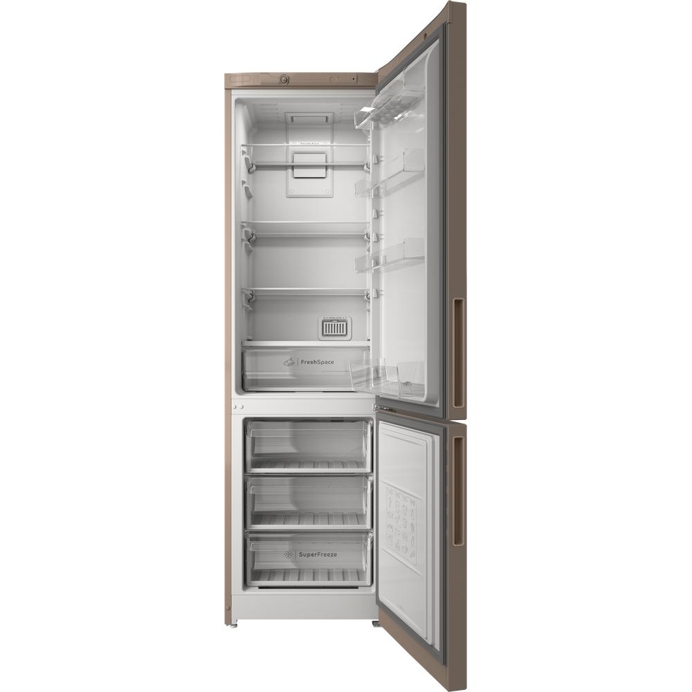 Indesit Холодильник с морозильной камерой Отдельностоящий ITR 4200 E Розово-белый 2 doors Frontal open