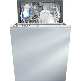 Indesit Посудомийна машина Вбудований (-а) DISR 14B EU Вбудована A Frontal