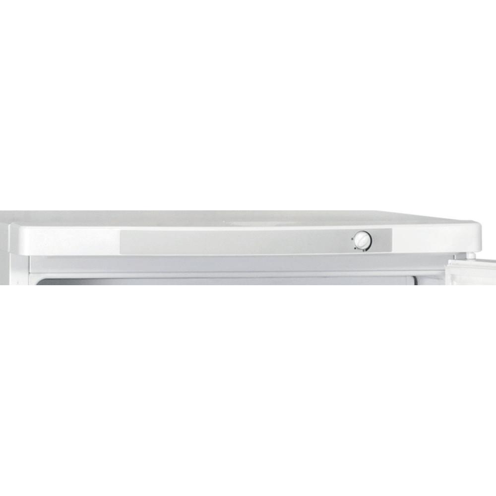 Indesit Холодильник Отдельностоящий ITD 125 W Белый Control panel