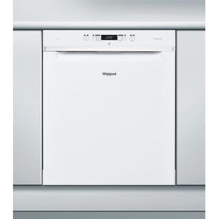 Whirlpool oppvaskmaskin: farge hvit, 60 cm - WUC 3T123 PF