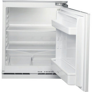 Indesit Refrigerator Built-in IL A1.UK 1 Steel Frontal open