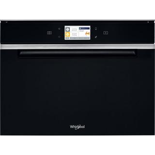 Whirlpool Φούρνος μικροκυμάτων Εντοιχιζόμενο W11I MW161 Σκούρο γκρι Ηλεκτρονικός 40 Συνδυασμός Μικροκύματα-Grill 900 Frontal
