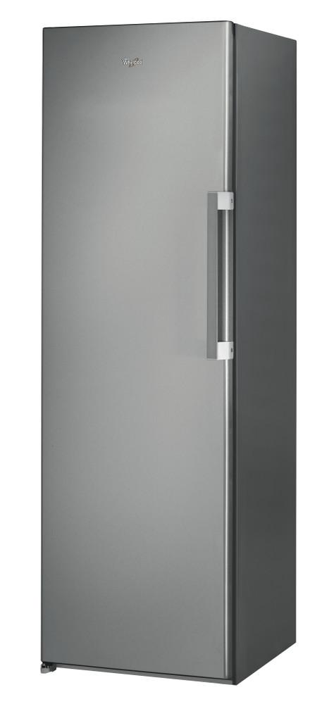 Whirlpool Freezer Free-standing UW8 F1C XB N Optic Inox Perspective