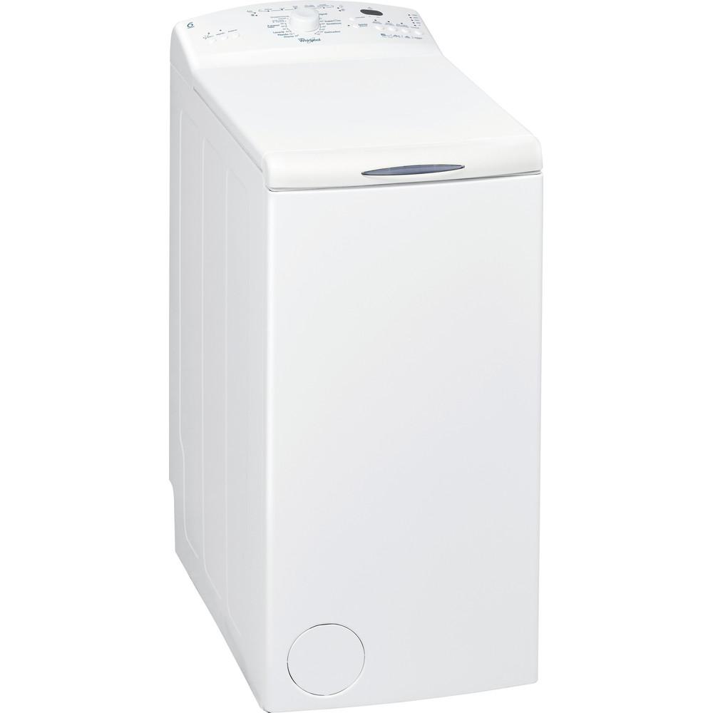Lavadora carga superior de libre instalación Whirlpool: 6kg - AWE 7640