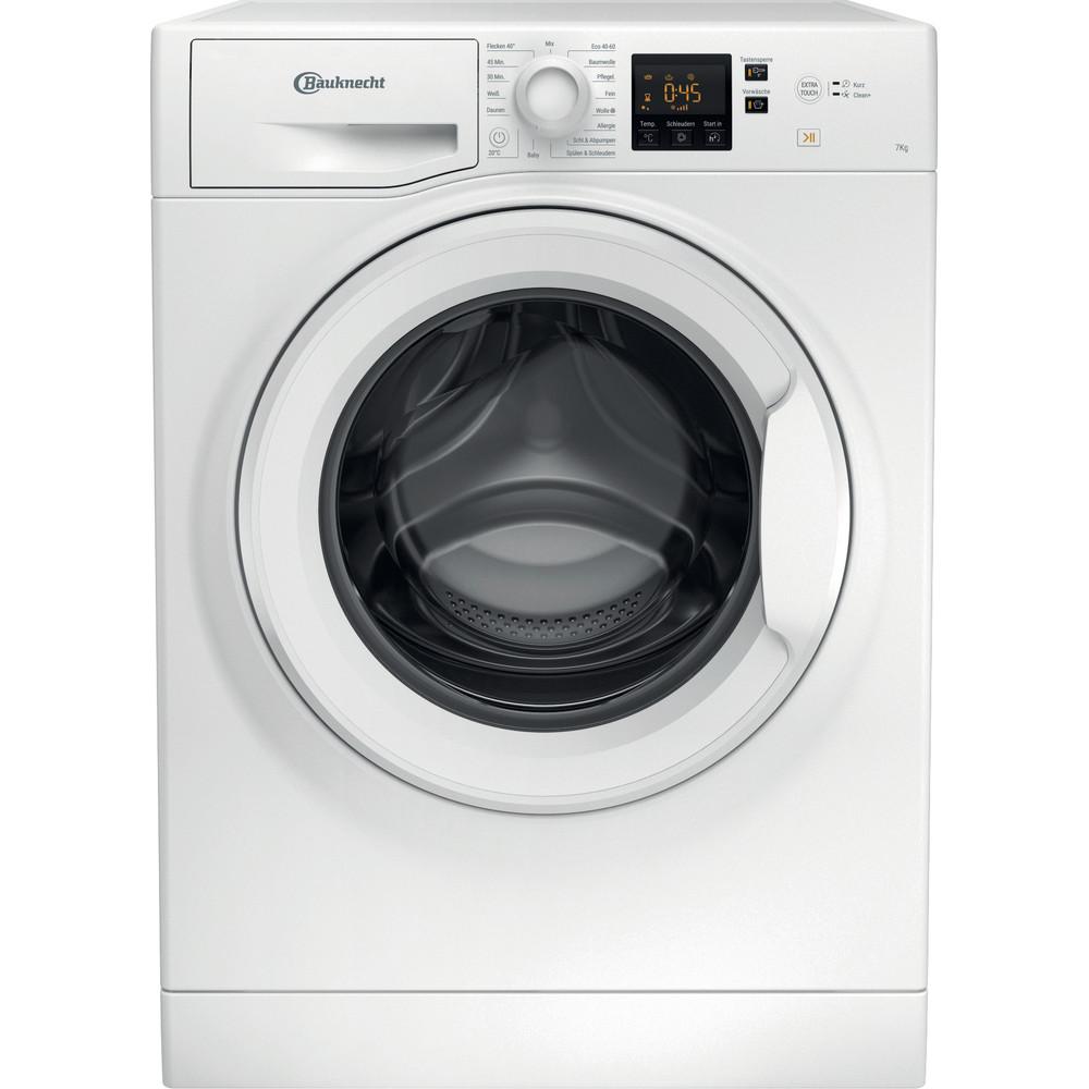 Bauknecht Waschmaschine Standgerät WBP 714 Weiss Frontlader E Frontal