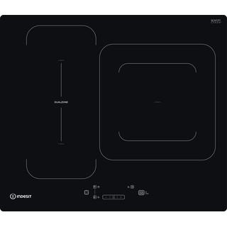 Encimera de Inducción Indesit IB 44Q60 NE - 3 Zonas - Mando Control Touch