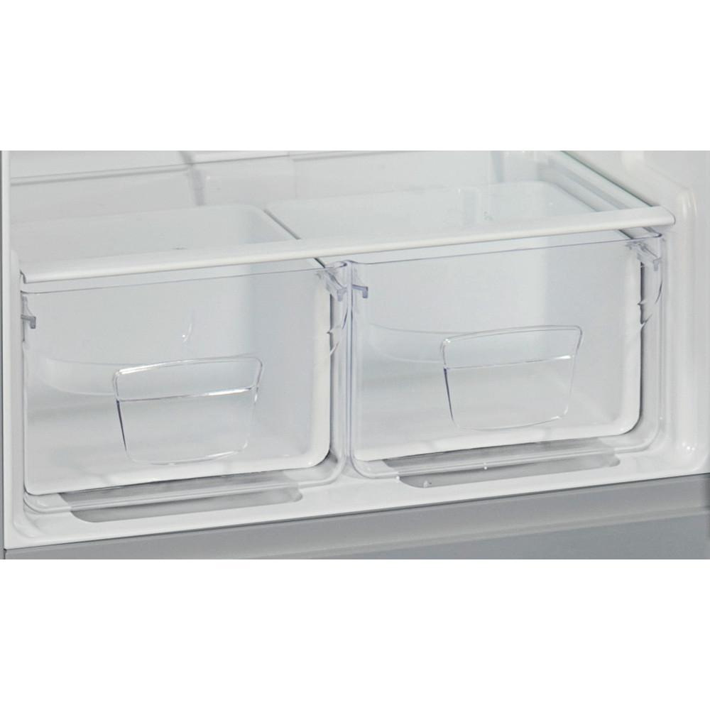 Indesit Холодильник с морозильной камерой Отдельностоящий RTM 16 S Серебристый 2 doors Drawer