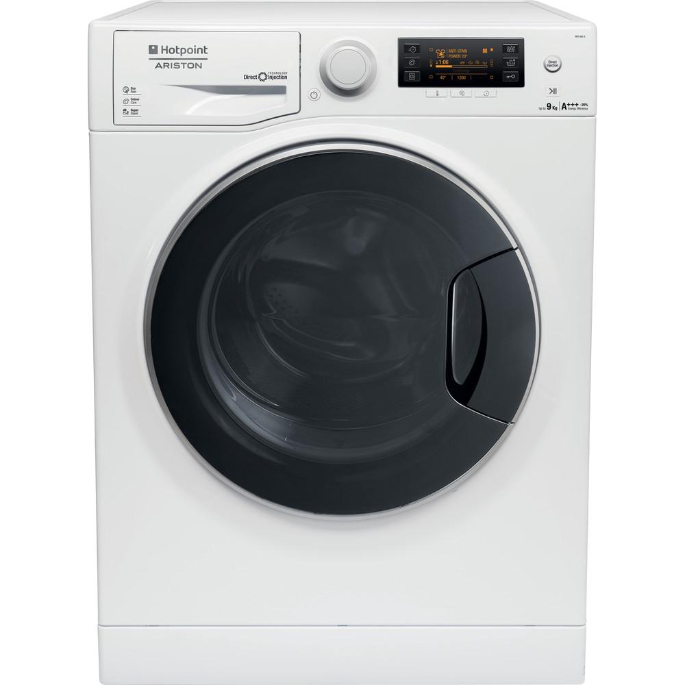 Hotpoint_Ariston Maşină de spălat rufe Neincorporabil RPD 965 DD EU Alb Încărcare frontală A +++ Frontal