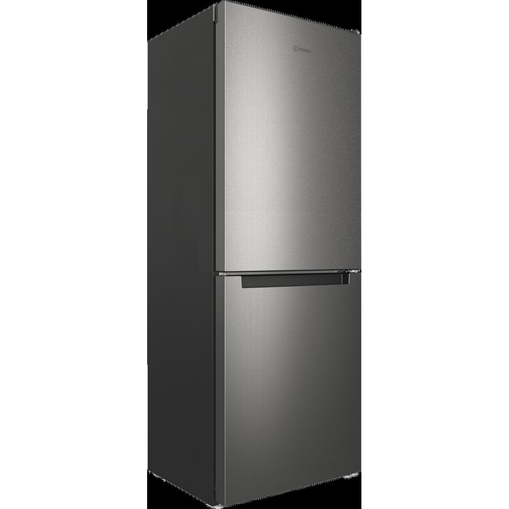 Indesit Холодильник с морозильной камерой Отдельностоящий ITS 4160 S Серебристый 2 doors Perspective