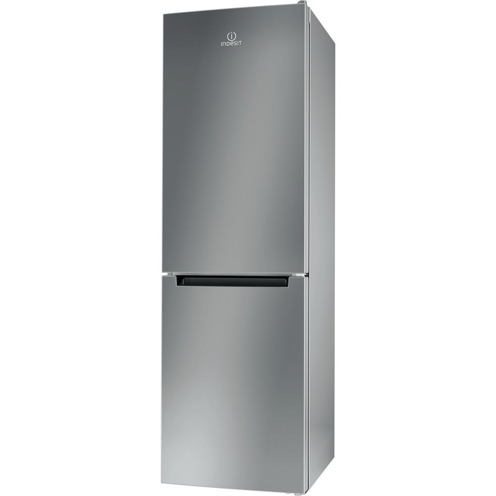 Freestanding fridge freezer Indesit LR8 S1 S UK