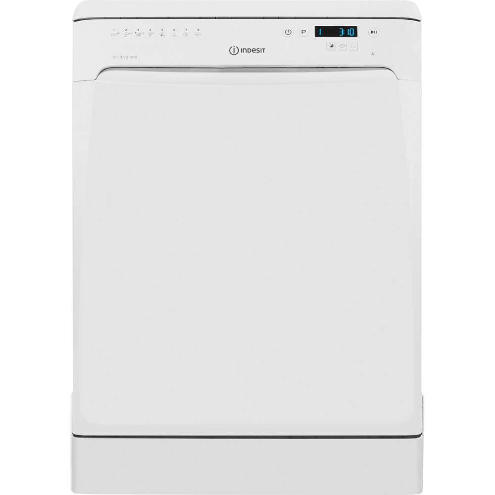 Indesit Dishwasher Free-standing DFP 58T96 Z UK Free-standing A Frontal