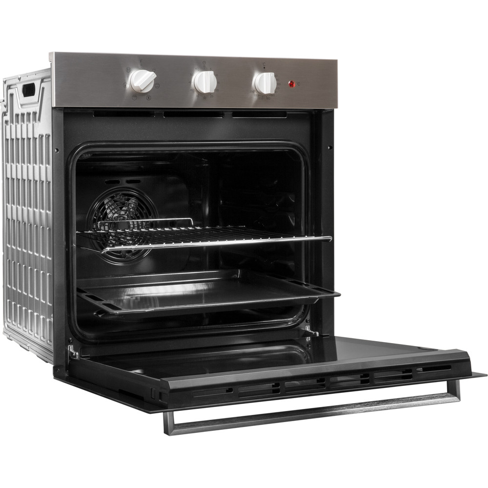 Indesit OVEN Built-in IFW 6330 IX UK Electric A Perspective open