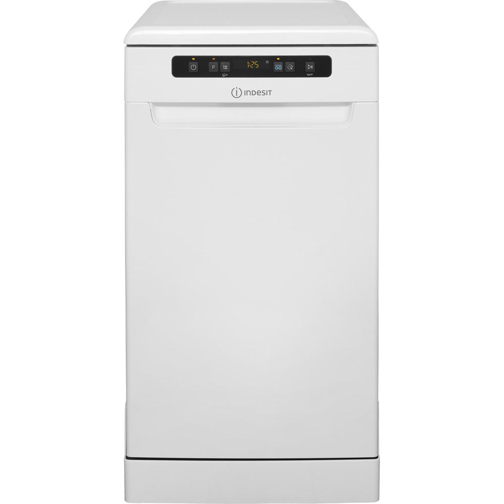 Indesit Посудомоечная машина Отдельностоящий DSFC 3T117 Отдельностоящий A Frontal