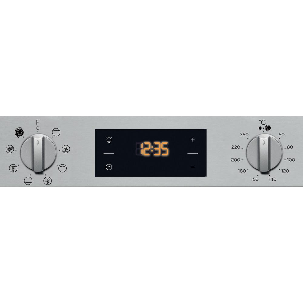 Indesit Piekarnik Do zabudowy IFW 6544 IX.1 Elektryczny A Control panel